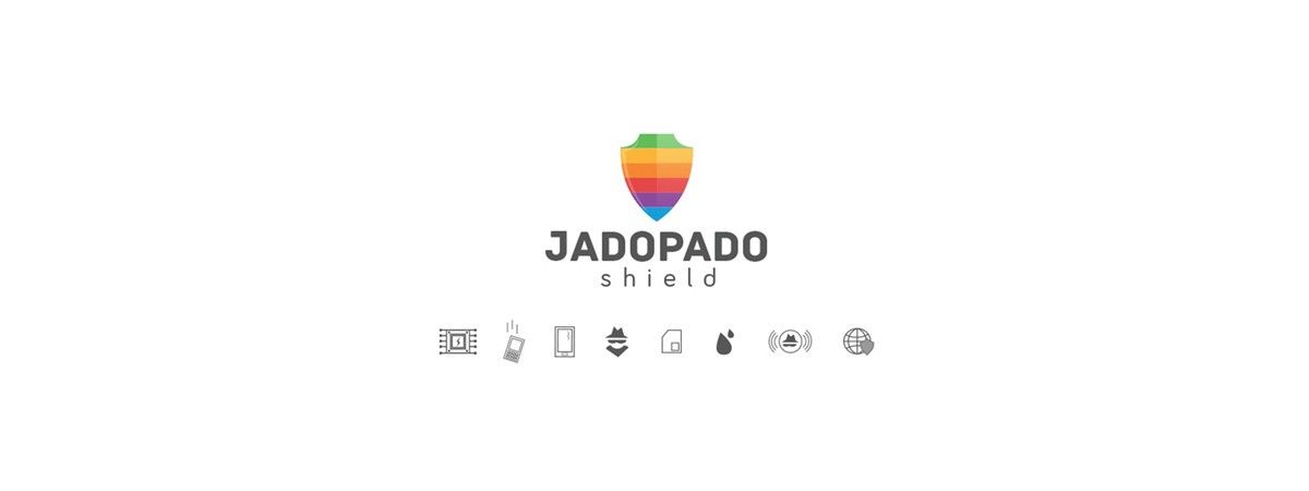 JadoPado Shield. Accidental Protection For Electronics.