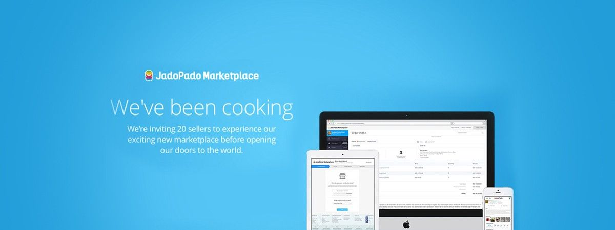 JadoPado Marketplace Beta