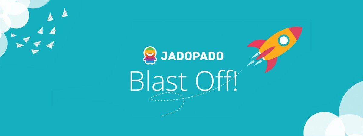 Blast Off! JadoPado is a marketplace!